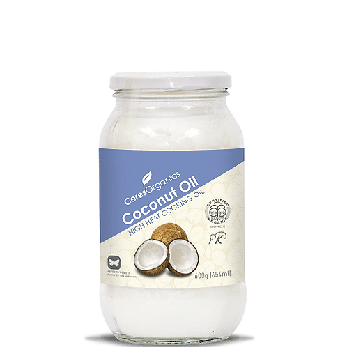 Ceres Organics - Coconut Oil 600g