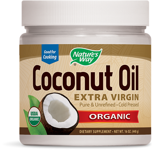Nature's Way - Coconut Oil (454g)