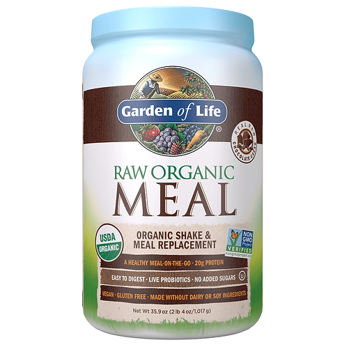 Garden of Life - Raw Organic Meal (1,017g)