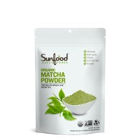 Sunfood - Organic Matcha Powder (4oz)