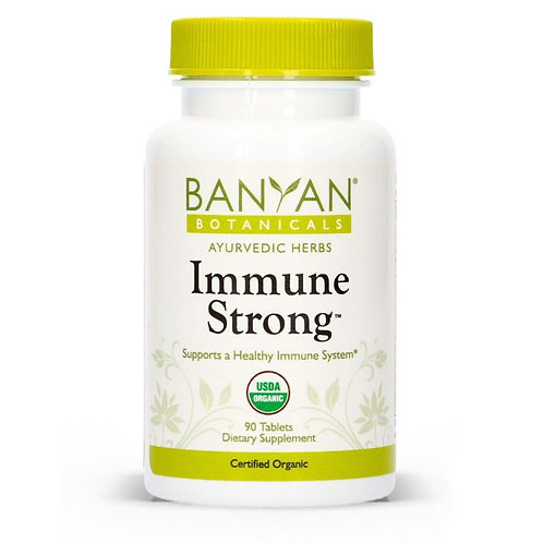 Banyan Botanicals - Immune Strong (90 Tablets)