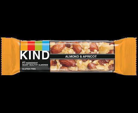 KIND - Almond& Apricot Bar x12 bars