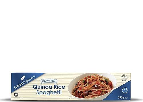 Ceres Organics - Quinoa Rice Spaghetti 250g