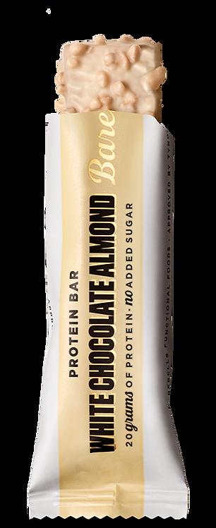 Barebells - White Choco Almond Protein Bar  (12x20g)