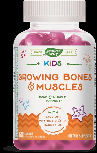 Nature's way - Growing Bones & Muscles