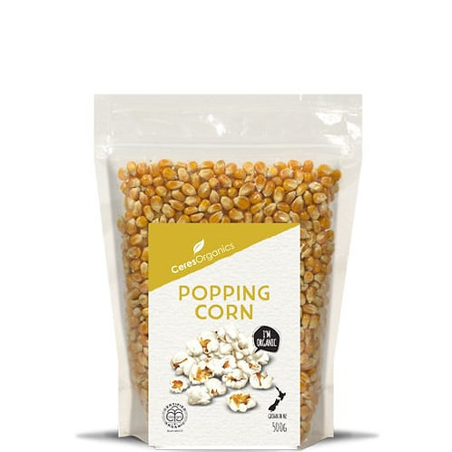 Ceres Organics - Popping Corn 500g