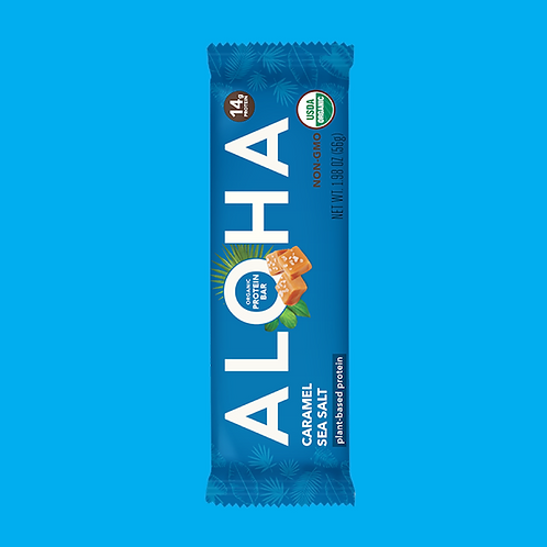 Aloha - Caramel Sea Salt x12