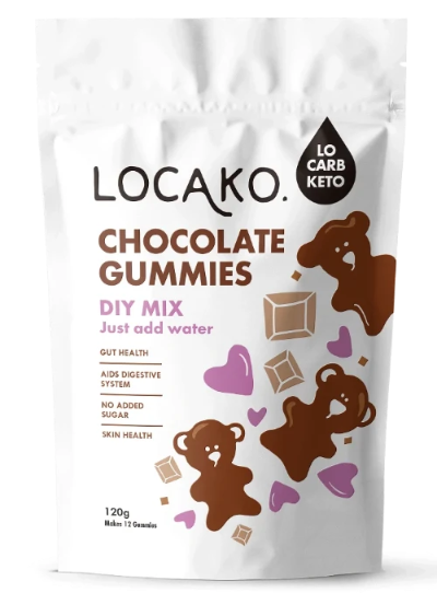 Locako - ChocolateGummies (120g)