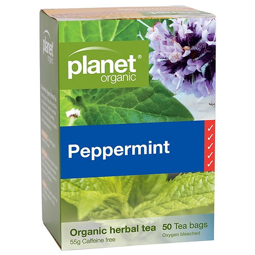 planet organic- Peppermint tea