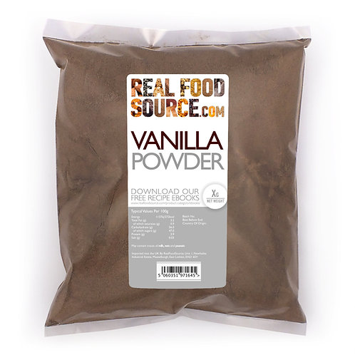 RealFoodSource - Vanilla Powder (1kg)