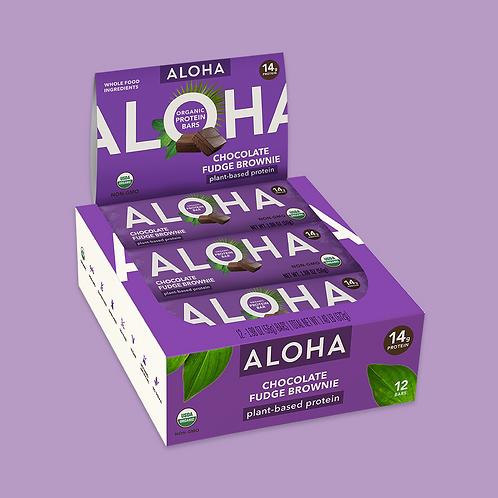 Aloha - Chocolate Fudge Brownie x 12