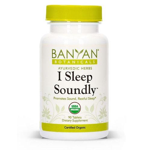 Banyan Botanicals - I Sleep Soundly (90 tablets)