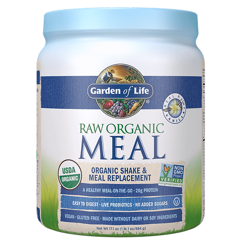 Garden of Life - Raw Organic Meal (509g)