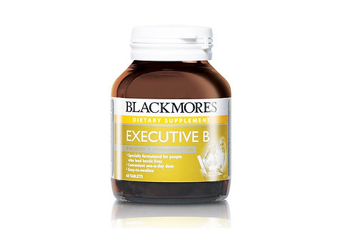 Blackmores - Executive B (60 tablets)