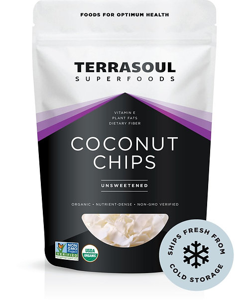 Terrasoul - Coconut Chips (12oz)