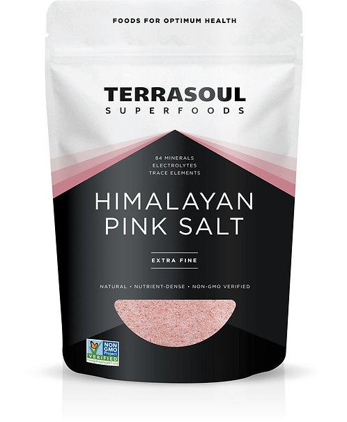 Terrasoul - Himalayan Pink Salt (16oz)