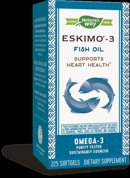 Nature's Way - Omega-3 Fish Oil