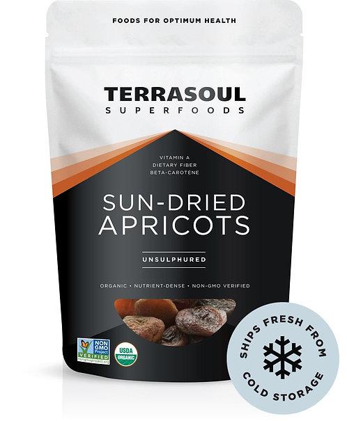 Terrasoul - Sundried Apricots (32oz)