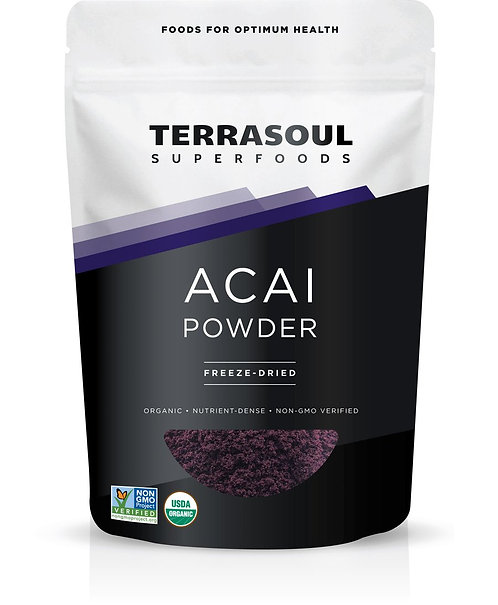 Terrasoul - Acai Powder (4oz)