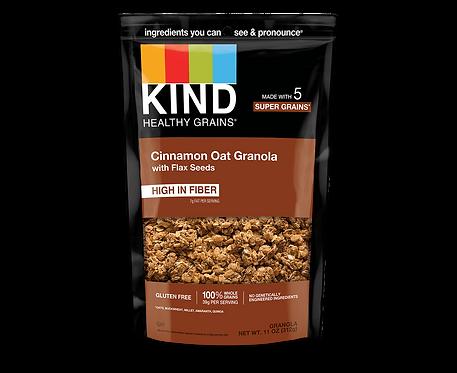 KIND - Cinnamon Oat Granola x3bags
