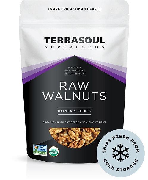 Terrasoul - Raw Walnuts (16oz)