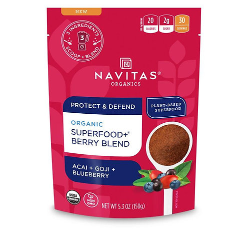 Navitas Organics - Superfood + Berry Blend 5.3oz