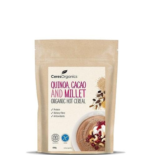 Ceres Organics - Quinoa, Cacao and Millet 400g