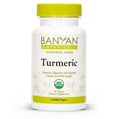Banyan Botanicals - Turmeric (90 Tablets)