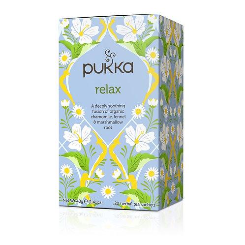 Pukka - Relax (20 herbal tea sachets)