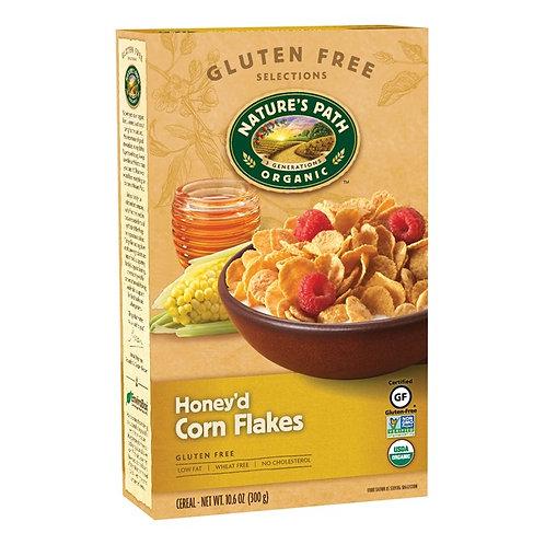 Nature's Path - Honey'd Corn Flakes 300g