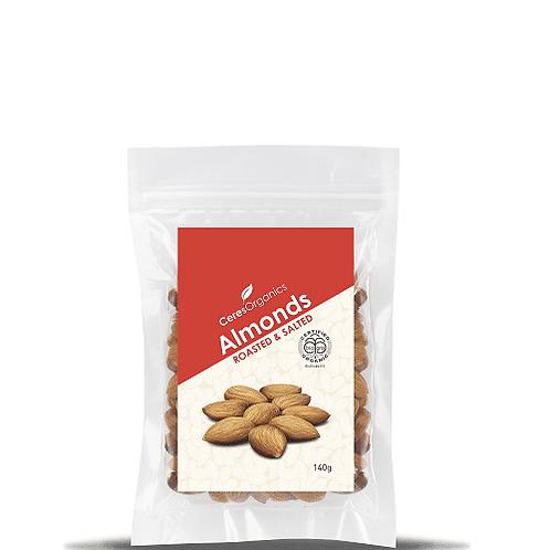 Ceres Organics -Almonds 140g