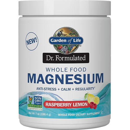 Garden of Life - Magnesium (198.4g)