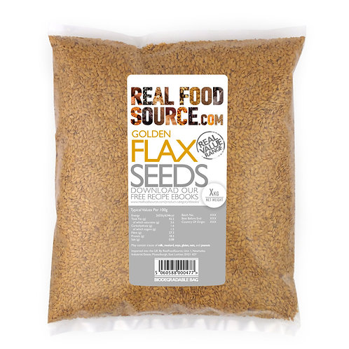 RealFoodSource - Flax Seeds (1kg)