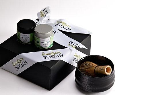 HYGGEWellbeing Matcha Gift Set (Premium Grade)