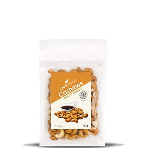 Ceres Organics - Cashews 100g