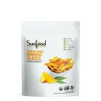 Sunfood - Organic Mango Slices (8oz)