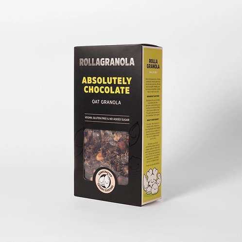 Rollagranola - Absolute Chocolate (350g)