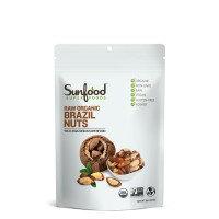 Sunfood - Organic Brazil Nuts (8oz)