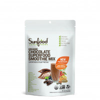 Sunfood - OrganicChocolate Superfood Smoothie Mix 8oz