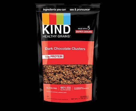 KIND - Dark Chocolate Clusters x3bags