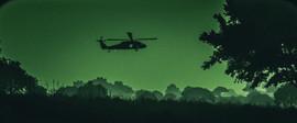 MH-60 at night