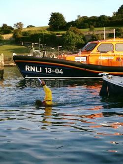 Lifeboat Week- Service