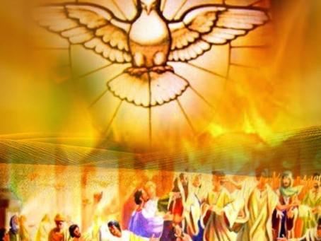 TRIDUO DE PENTECOSTES. 3º DÍA. DON DE DIOS.