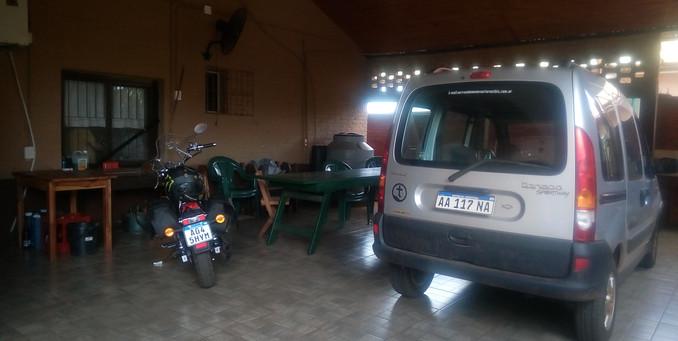 El Garaje / Garaż