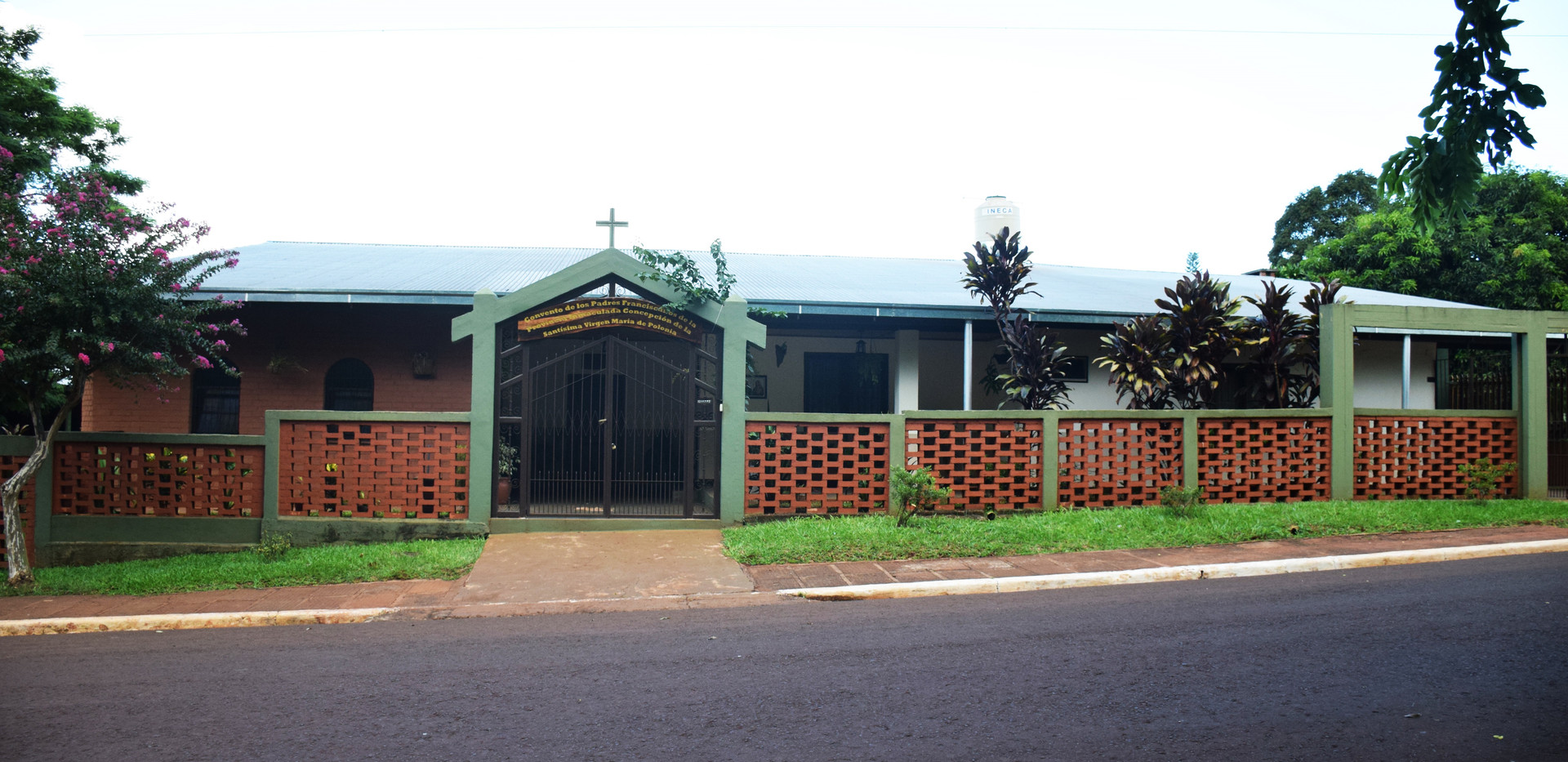 El convento/Widok na całość
