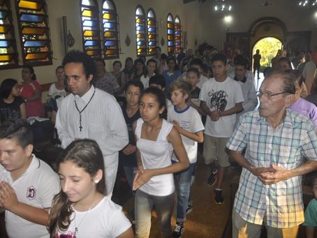 Admisión de los nuevos monaguillos - Przyjęcie nowych ministrantów