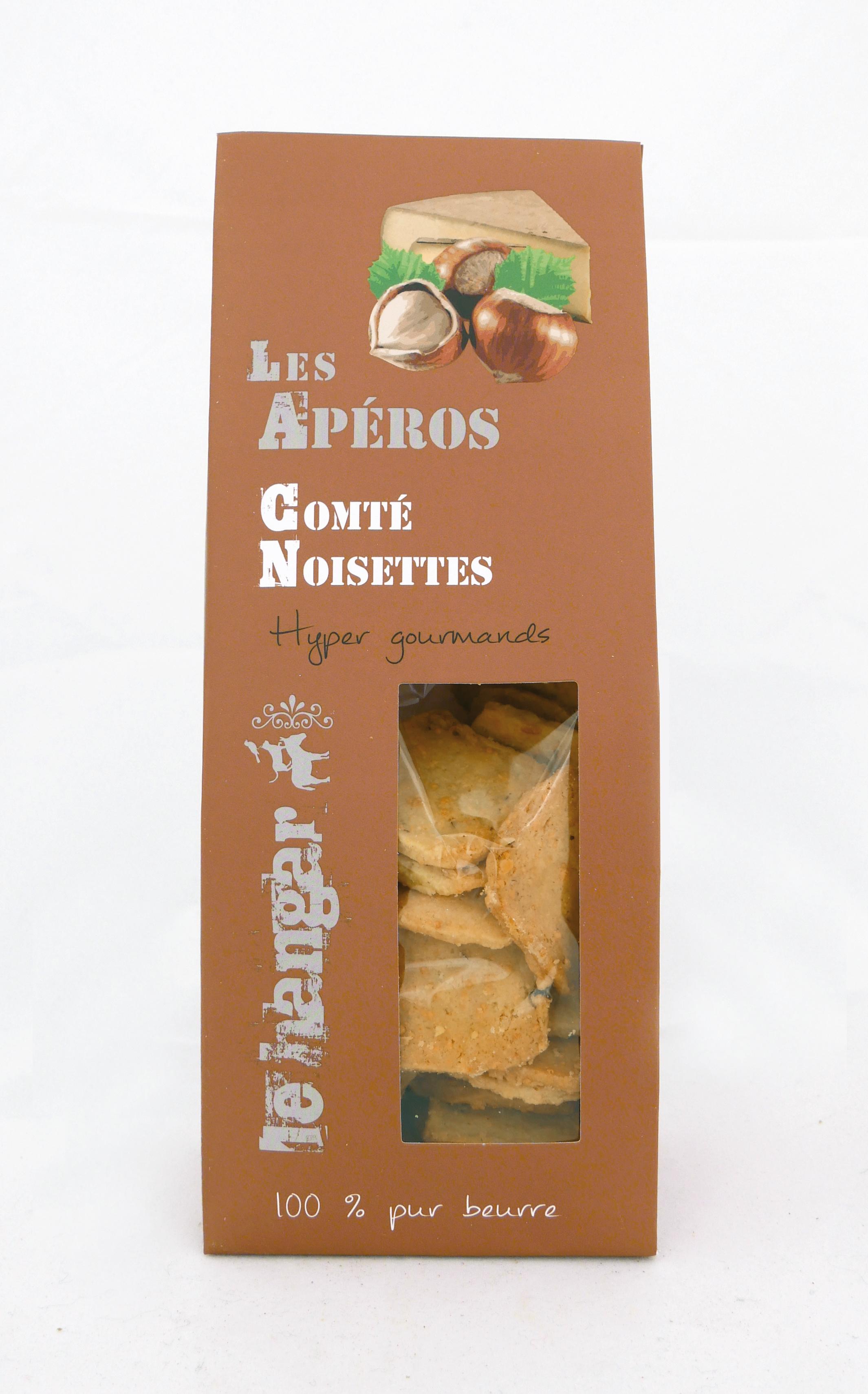 Apéro Comte noisette