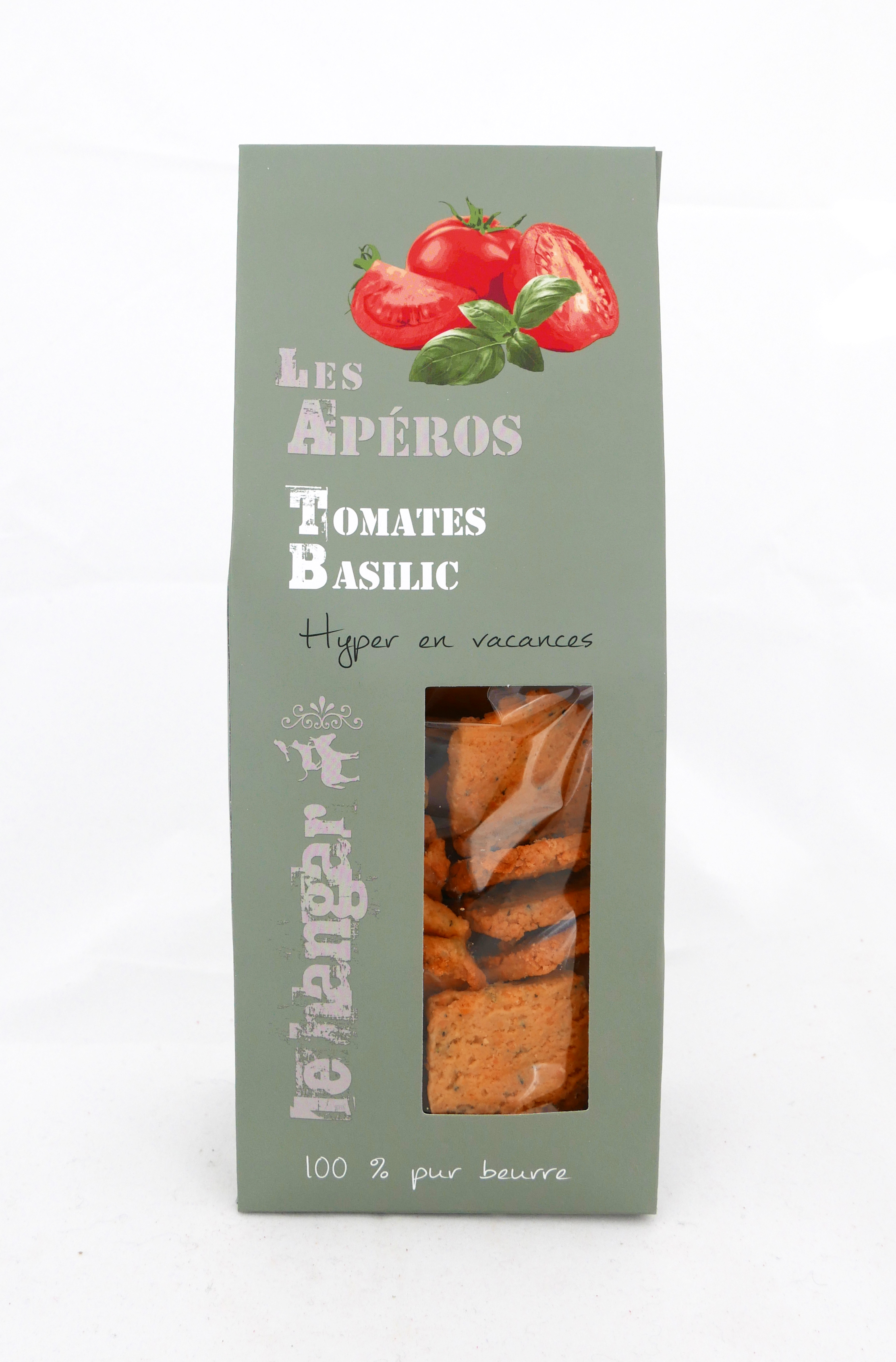 Apero Tomates-Basilic