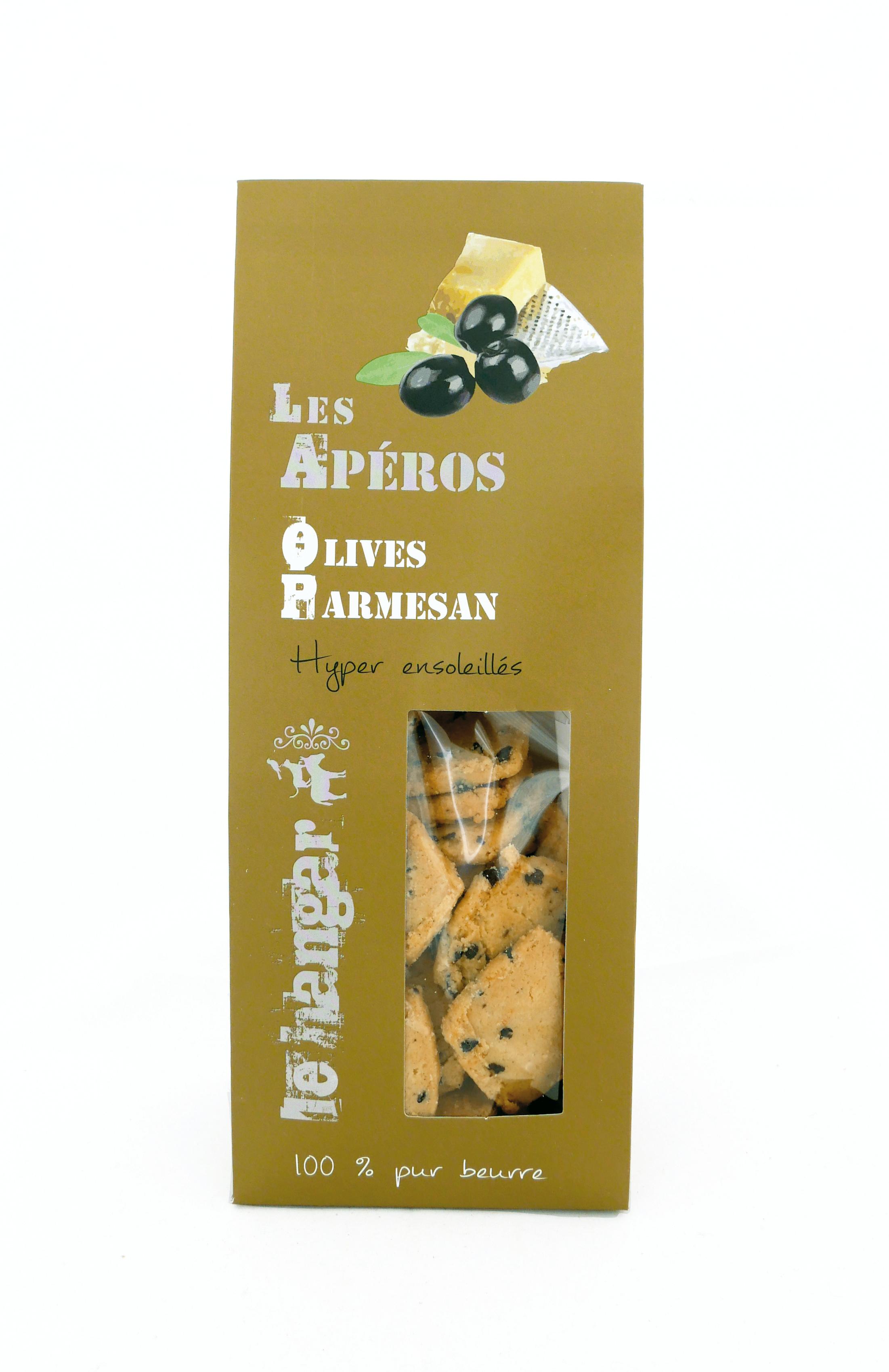 Apero Olives parmesan