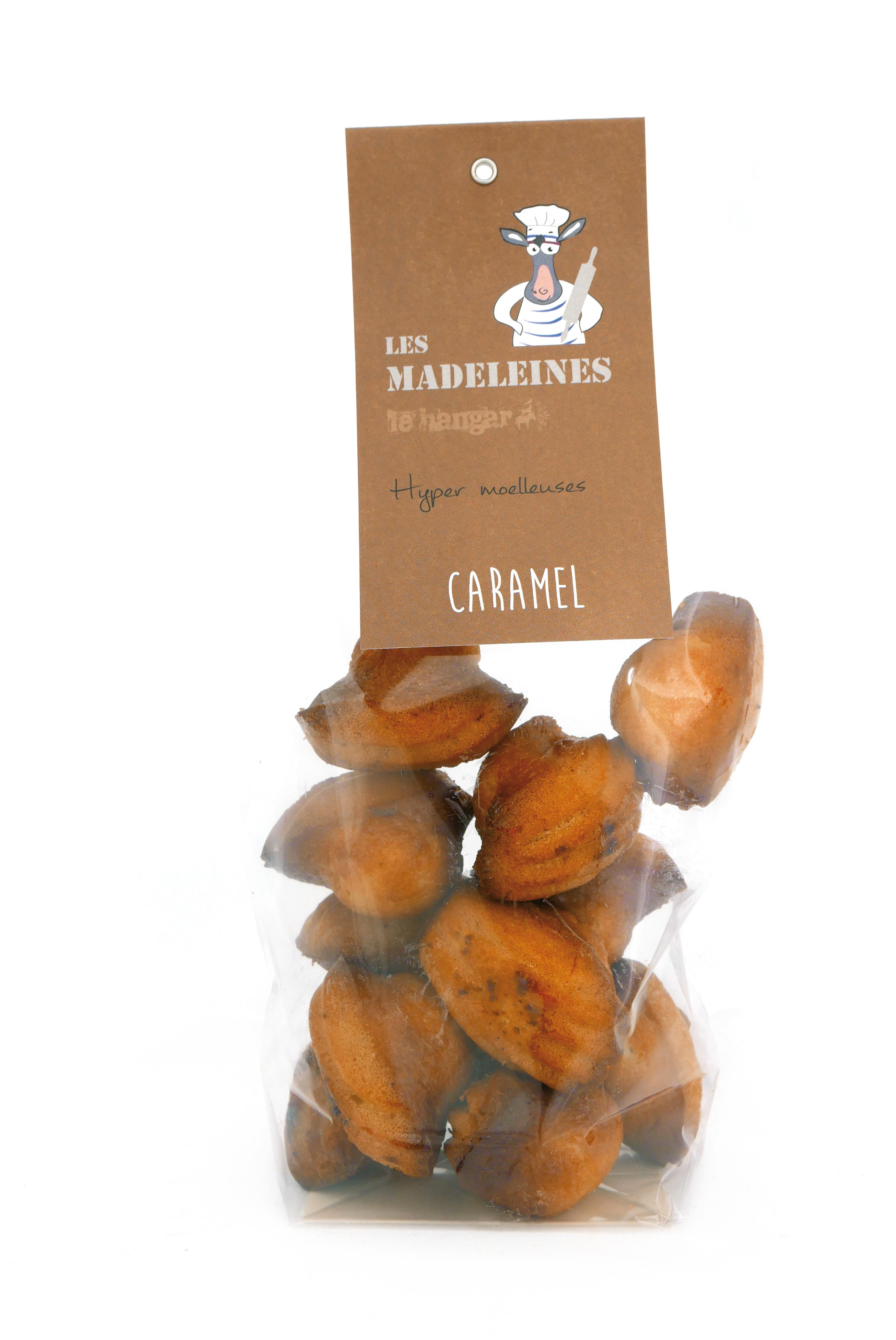 Madeleines Caramel